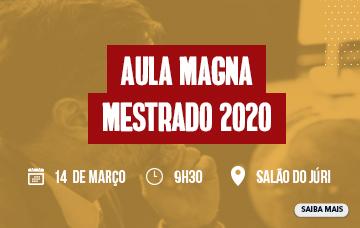 Aula magna 2020