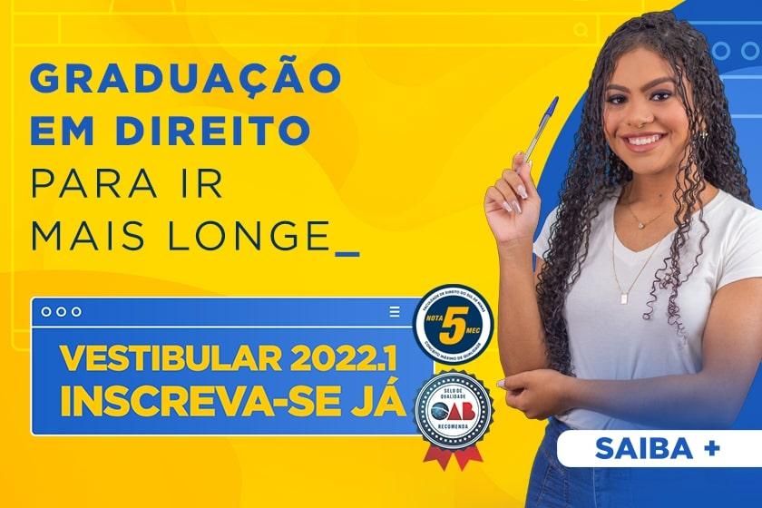 VESTIBULAR 2022/1
