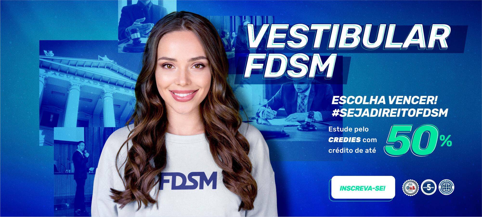 Vestibular FDSM 2021