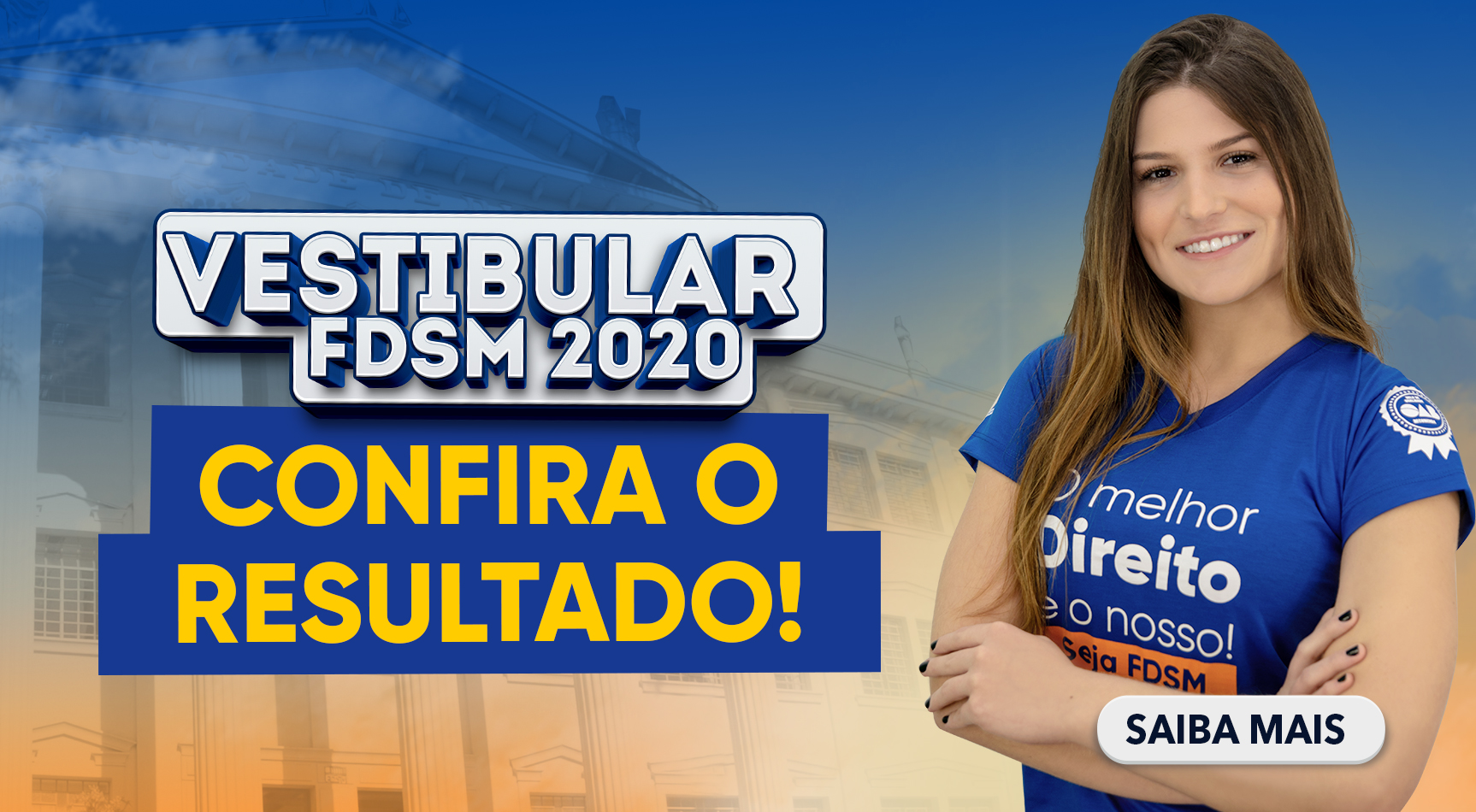 VESTIBULAR 2020 - RESULTADO