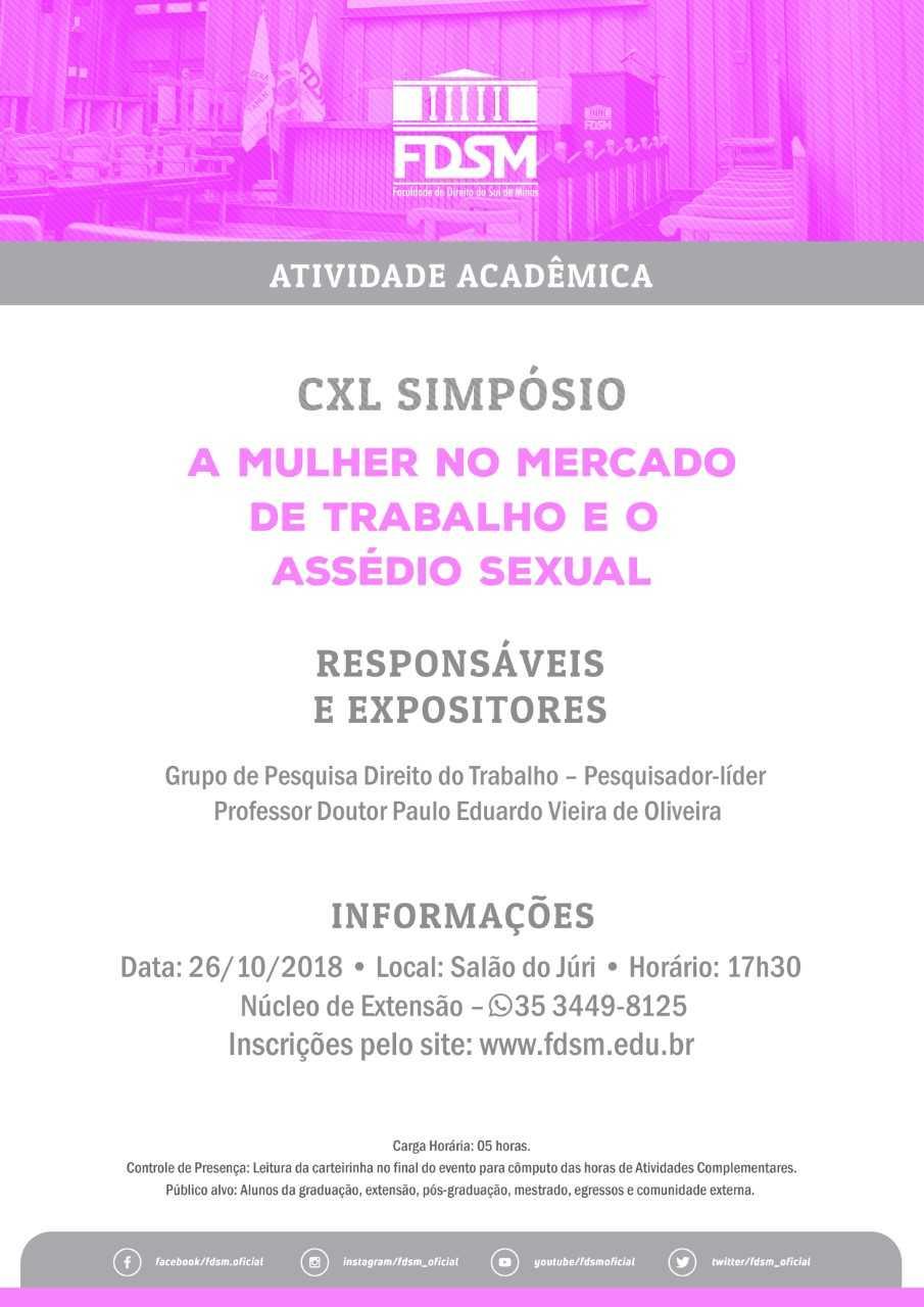 CXL Simpósio