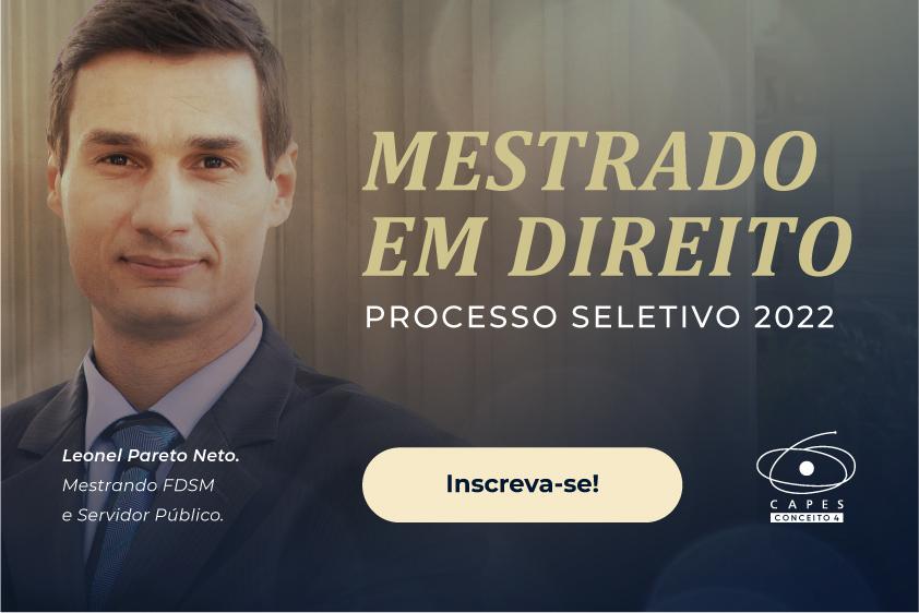 MESTRADO 2022