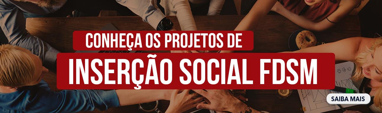 INSERÇÃO SOCIAL