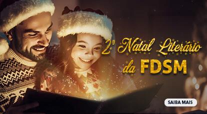 2º Natal Literário da FDSM