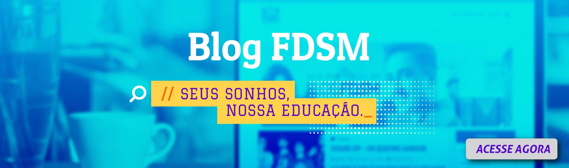 Blog FDSM
