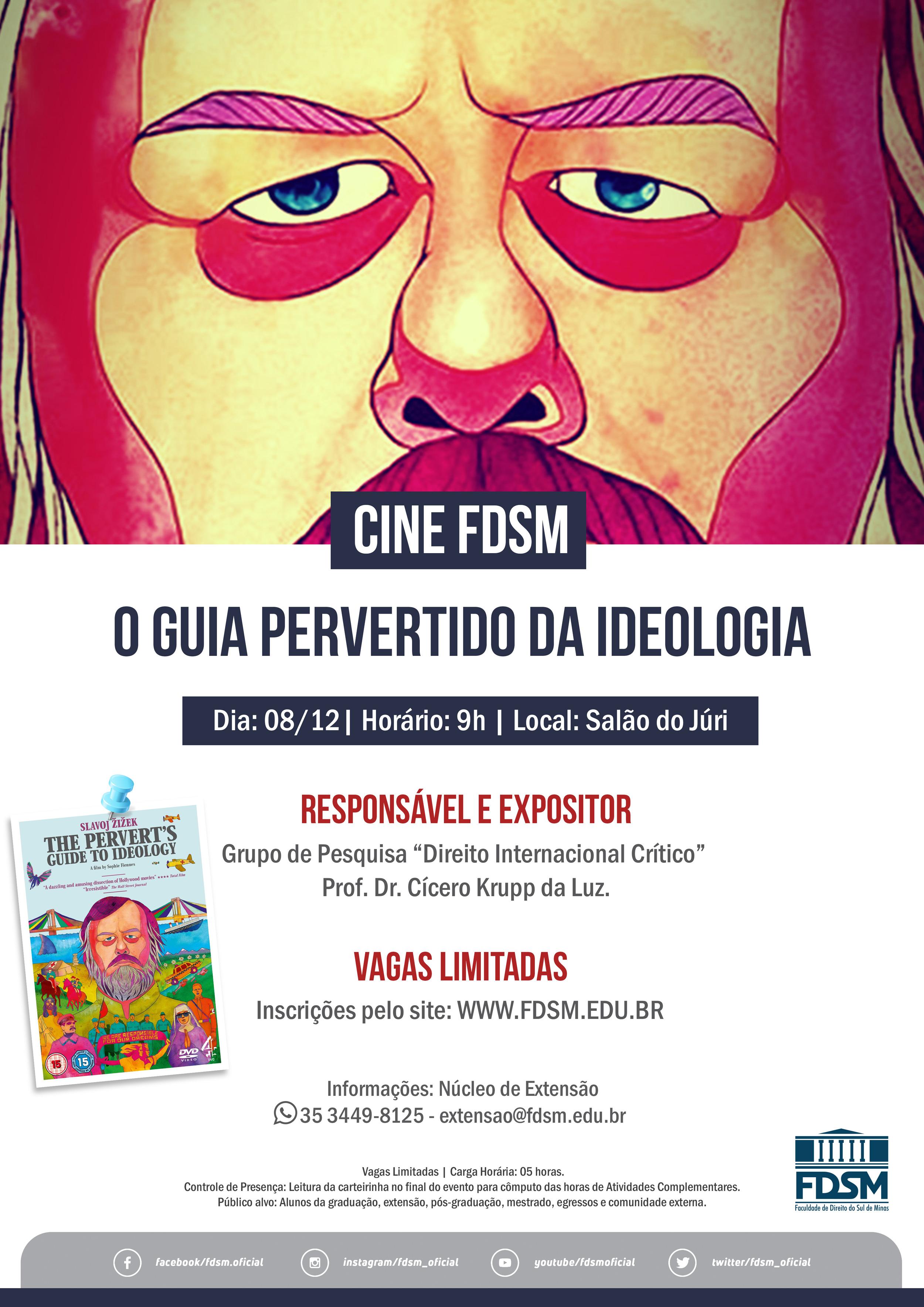 Cine FDSM - O Guia Pervertido da Ideologia.