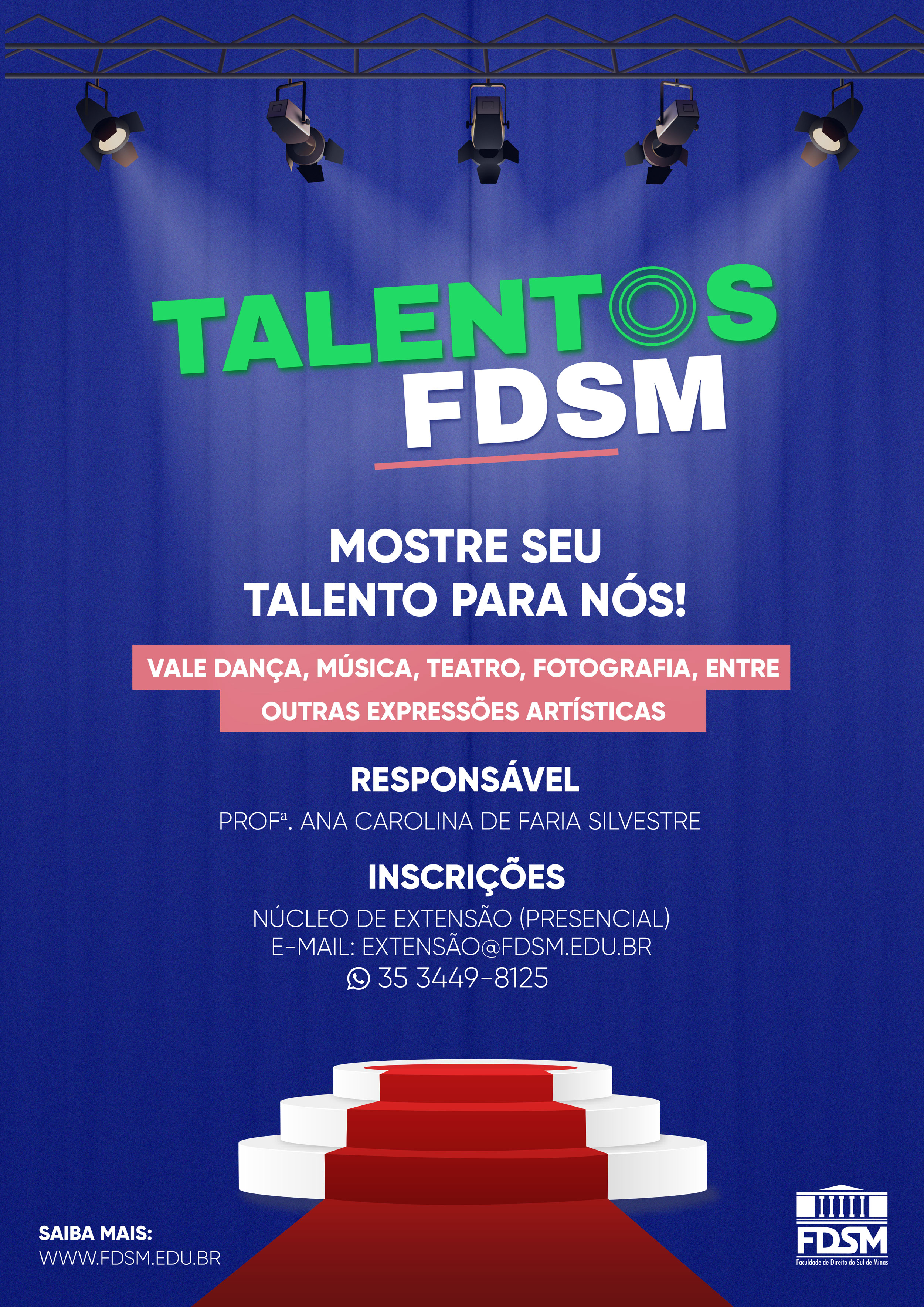 Cód 461: Talentos FDSM