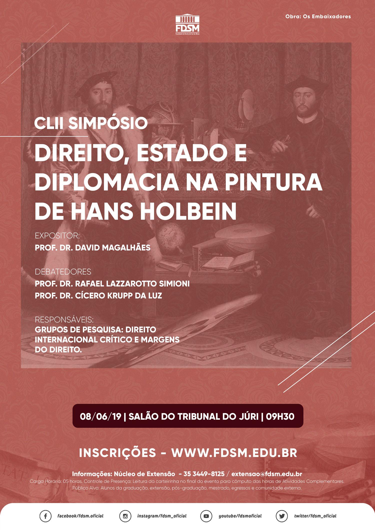 Cód 482: CLII Simpósio