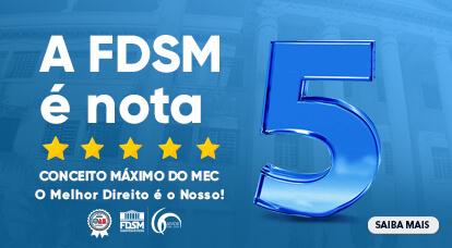 FDSM conquista mais uma nota 5 no MEC