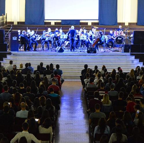 Noticia 5783 - FDSM COMEMORA 60 ANOS COM ESPETÁCULO MUSICAL PARA COMUNIDADE