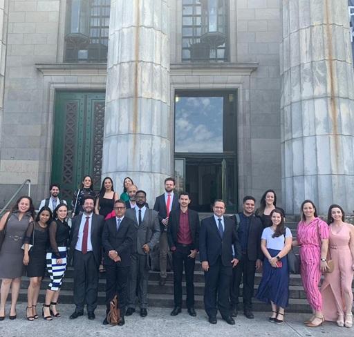 Alunos e professores do Mestrado participam do I Colóquio Brasil-Argentina