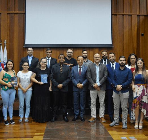 Noticia 6241 - FDSM REALIZA PALESTRA SOBRE O PROCESSO PENAL BRASILEIRO