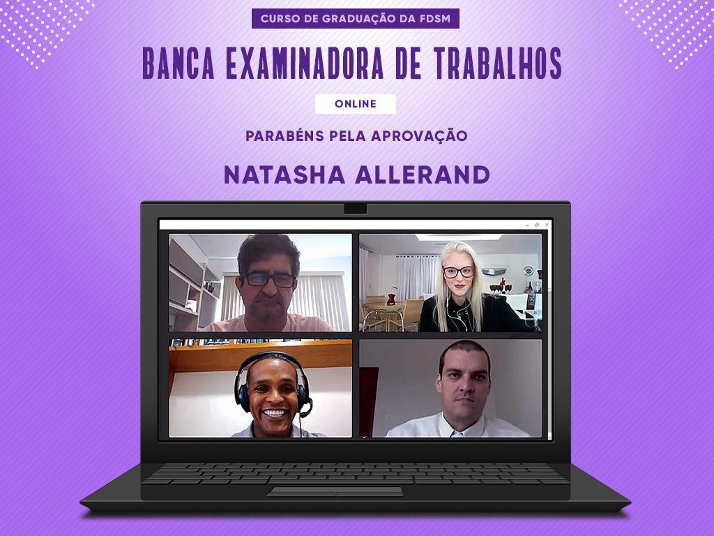 Noticia 6487 - FDSM REALIZA BANCAS ONLINE DE TRABALHOS DA GRADUAÇÃO