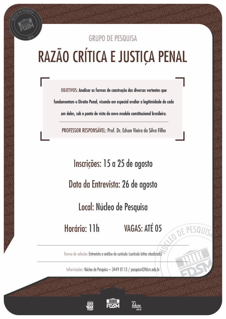Noticia 2630 - GRUPO DE PESQUISA