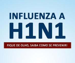 Noticia 2440 - FDSM PROMOVE CAMPANHA DE CONSCIENTIZAÇÃO CONTRA A GRIPE H1N1