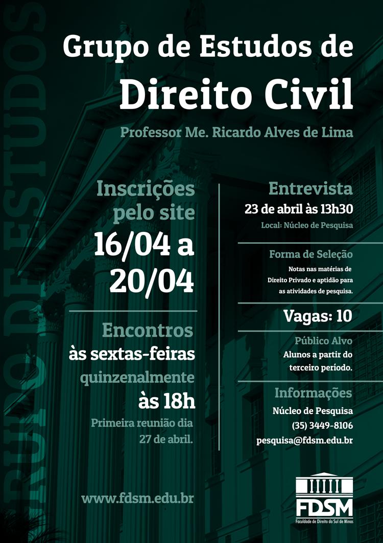 Grupo de Estudos de Direito Civil