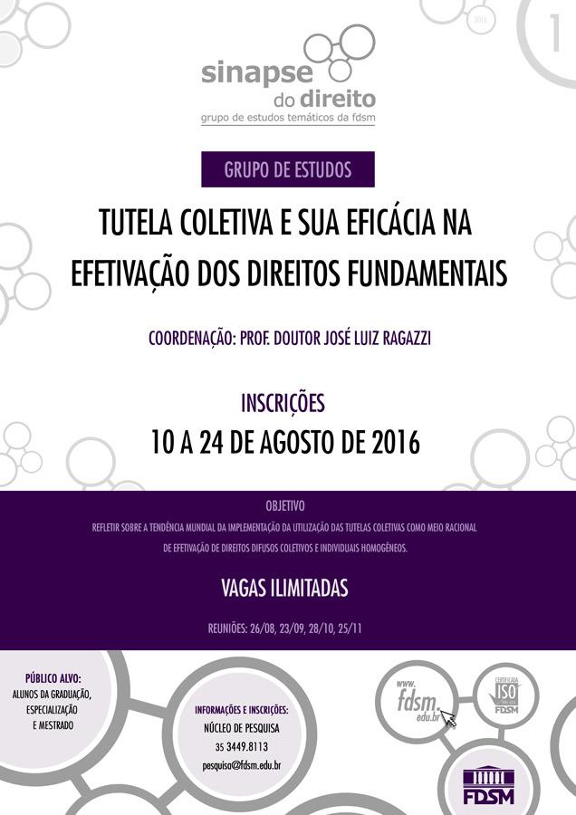 Noticia 2629 - GRUPO DE ESTUDOS