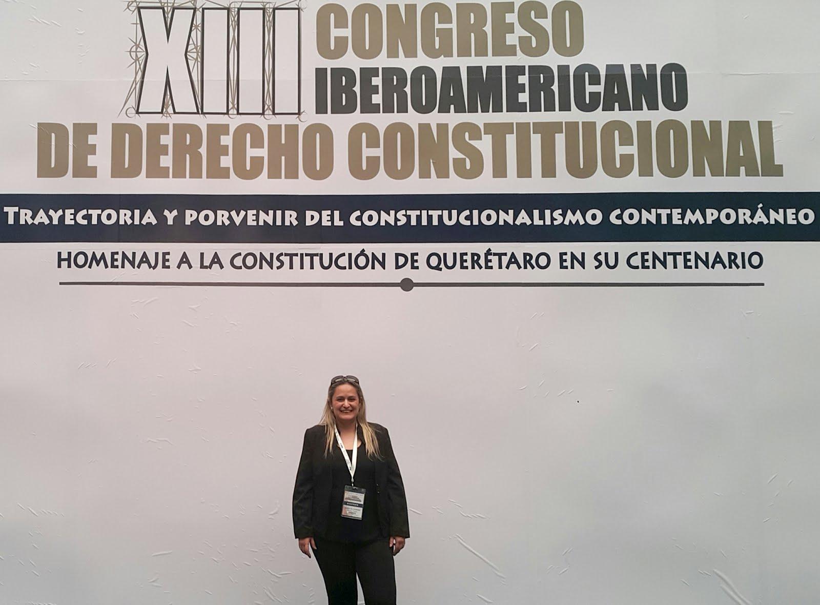 Noticia 3278 - EX-ALUNA DA FDSM PARTICIPA DE CONGRESSO REALIZADO NO MÉXICO