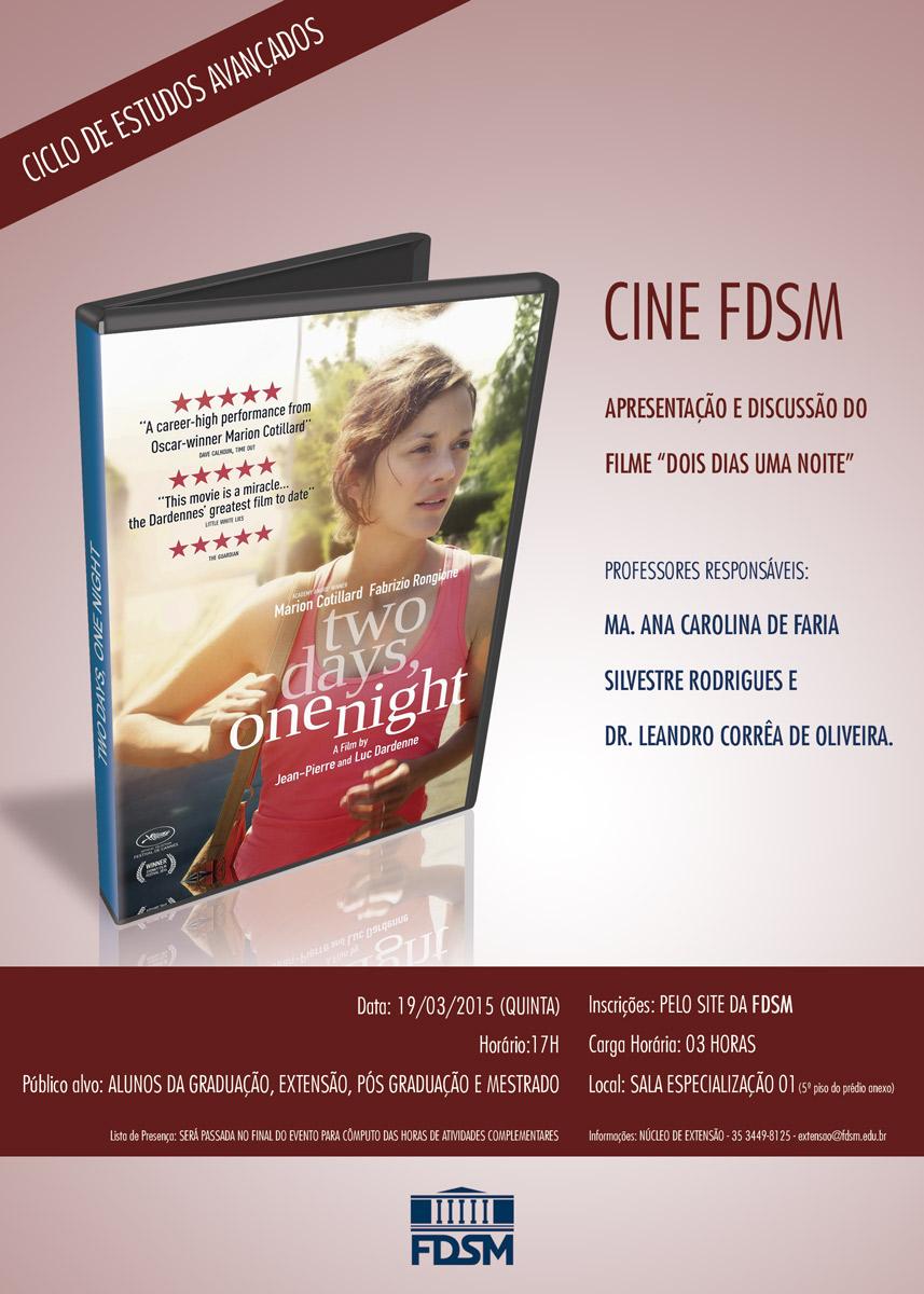 Cine FDSM: direito e cinema