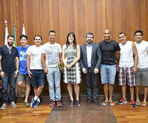 Noticia 3108 - FDSM REALIZA PALESTRA SOBRE JUSTIÇA RESTAURATIVA NO BRASIL