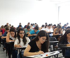 Noticia 2082 -  FDSM RECEBE CANDIDATOS DE PA E REGIÃO PARA O VESTIBULAR 2016