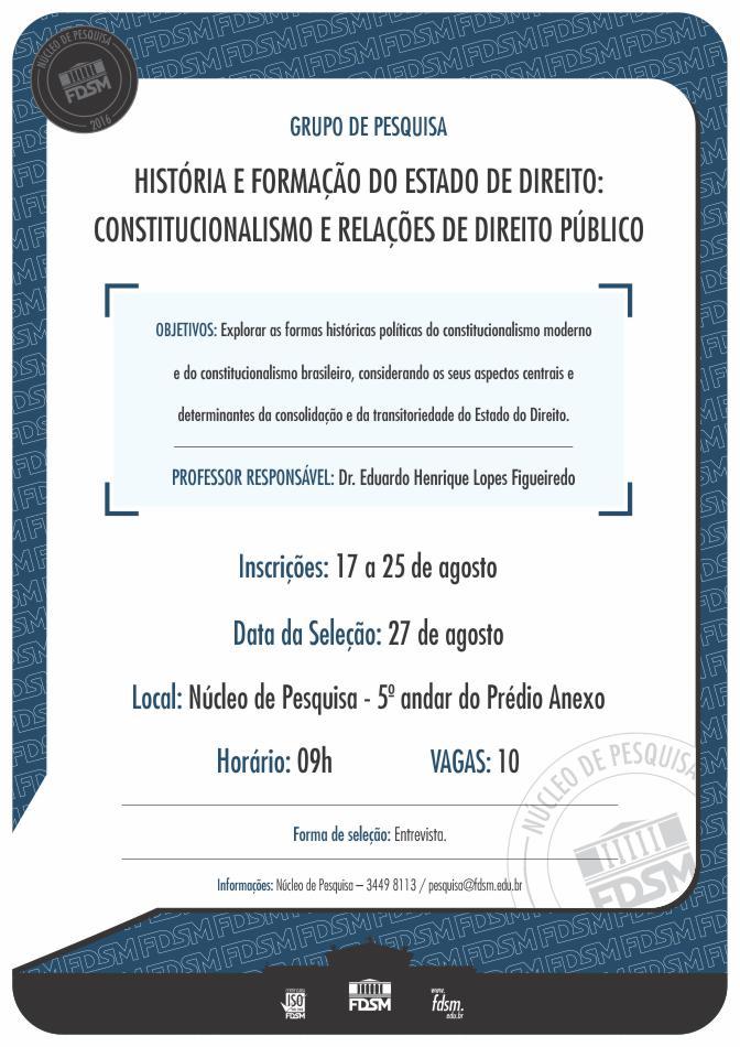 Noticia 2666 -  GRUPO DE PESQUISA