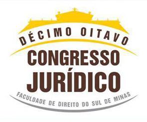 Noticia 2413 - FDSM ABRE INSCRIÇÕES PARA O 18º CONGRESSO JURÍDICO