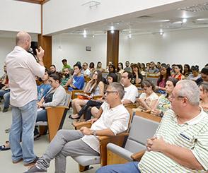 Noticia 2748 -  ACADÊMICOS DA FDSM PARTICIPAM DE FÓRUM DE DEBATES SOBRE DIREITO DO TRABALHO